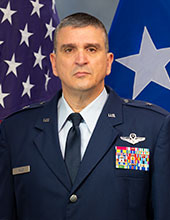 Brigadier General Michael A. Valle
