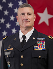 Brigadier General Mike A. Canzoneri